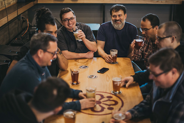 bands that brew interview at our minneapolis brewery