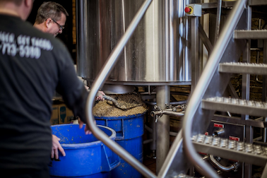 bands that brew brewing process