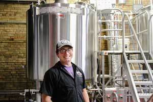 Brewer Profile: Adam Weis