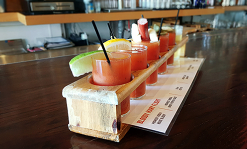 bloody mary flight downtown minneapolis