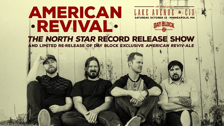 American Revival 'The North Star' Release at Day Block Brewing