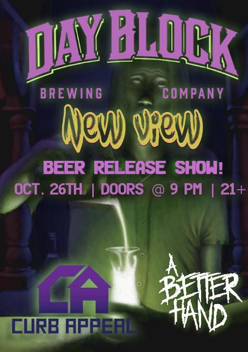 New View Beer Release Show at Day Block Brewing