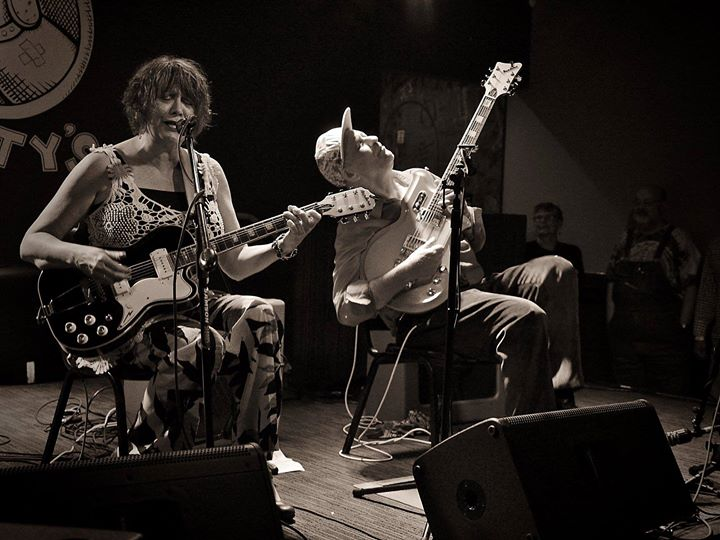 Joe + Vicki Price Blues at Day Block Brewing