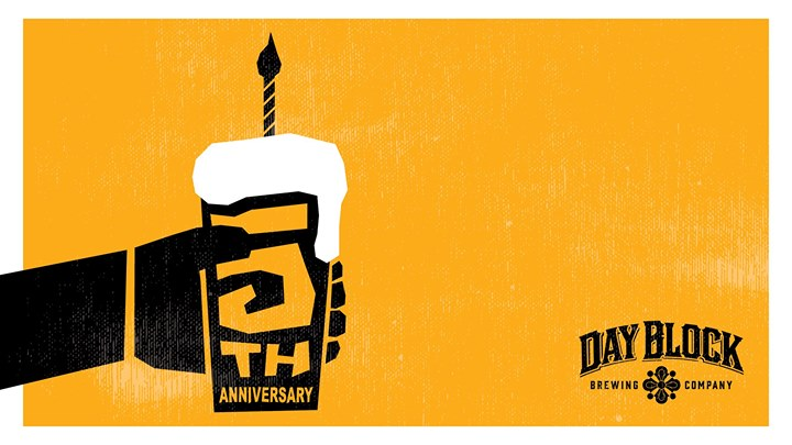5th Anniversary Party Weekend