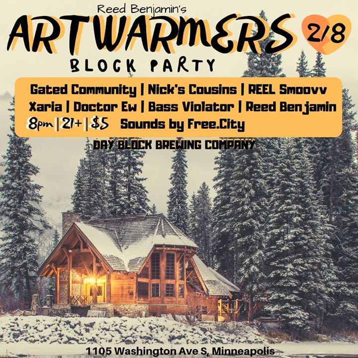 ArtWarmers Block Party