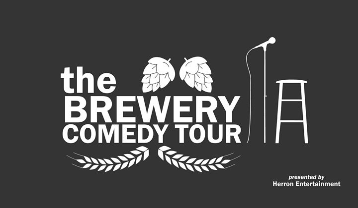 The Brewery Comedy TOUR at DAY BLOCK