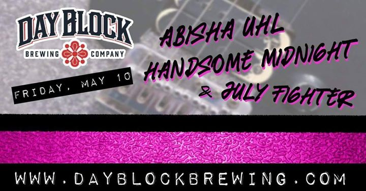 Abisha Uhl, July Fighter, & Handsome Midnight at Day Block