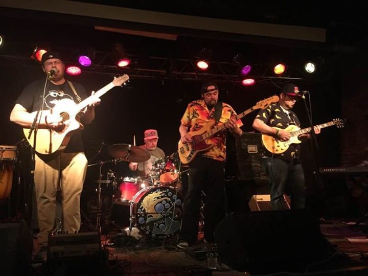 The Laughing Waters Band At Day Block Brewery
