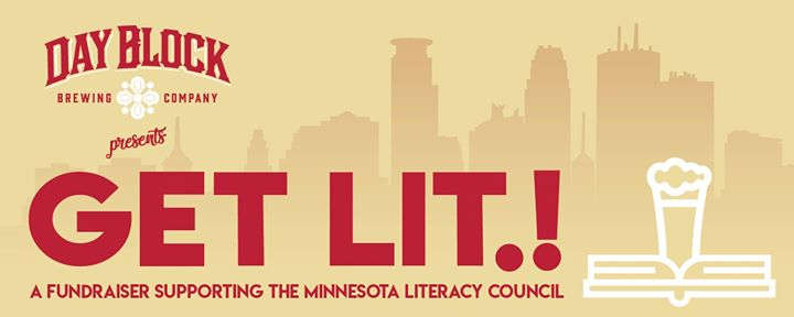 Get Lit.! MN Literacy Council Fundraiser at DBBC