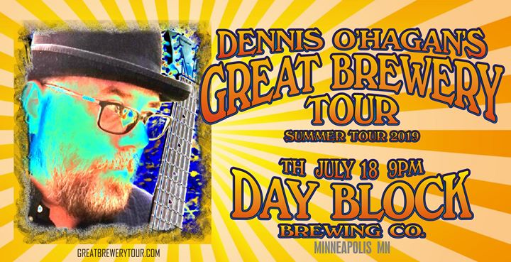 Live Music: Dennis O'Hagan Plays Day Block Brewing Co.