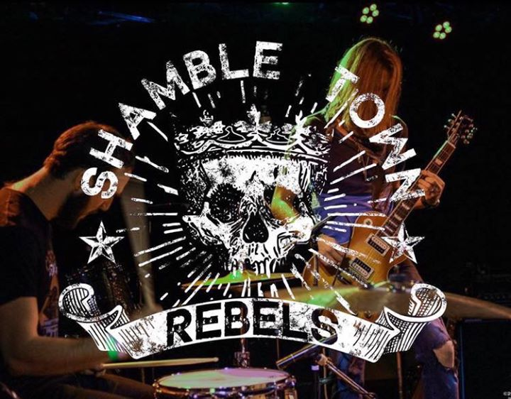 Shamble Town Rebels/XIII Arrows/Bryan Murphy at Day Block!