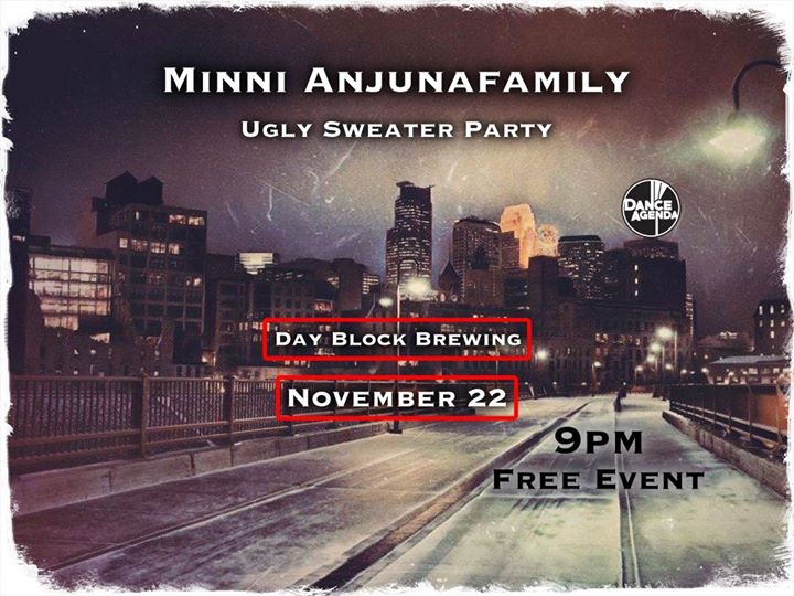 Minni Anjunafamily: Ugly Sweater Party