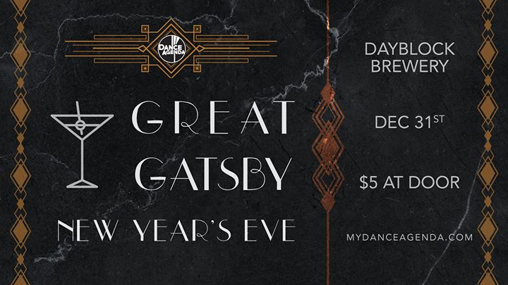 NYE: Great Gatsby Event