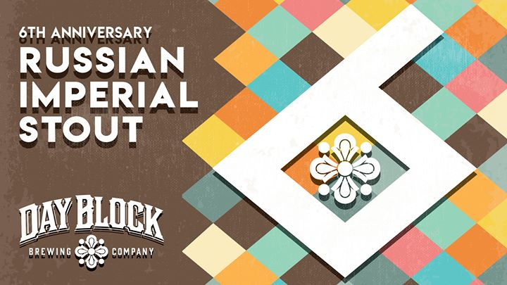 6th Anniversary Russian Imperial Stout Release