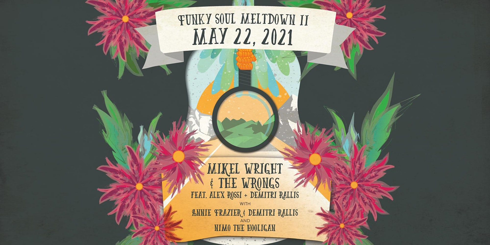 Mikel Wright & The Wrongs with Special Guests